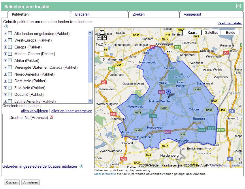 lokaal_adverteren_google_locatie_selecteren